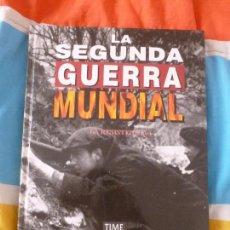 Libros de segunda mano: LA SEGUNDA GUERRA MUNDIAL. TIME FOLIO. LA RESISTENCIA UNO 1995 . Lote 102093331