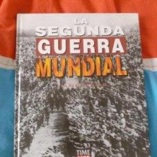 Libros de segunda mano: LA SEGUNDA GUERRA MUNDIAL. TIME FOLIO. LA RESISTENCIA DOS. 1995. Lote 102094367