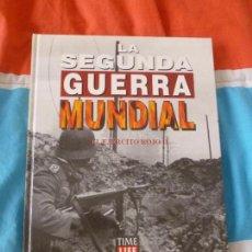 Libros de segunda mano: LA SEGUNDA GUERRA MUNDIAL. TIME FOLIO.EL EJERCITO ROJO DOS 1995. Lote 102094451