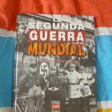 Libros de segunda mano: LA SEGUNDA GUERRA MUNDIAL. TIME FOLIO. EL PRELUDIO DE LA GUERRA UNO 1995. Lote 102095679