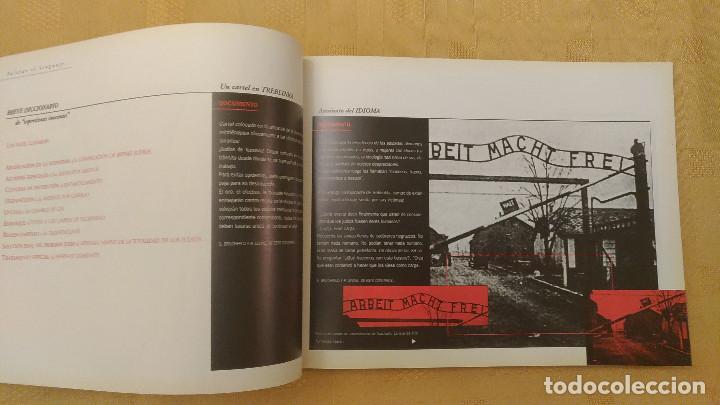 Libros de segunda mano: SEIS MILLONES DE VECES UNO, E HOLOCAUSTO, por E. Toker y Ana Weinstein - Argentina - 1999 - Foto 8 - 103547259