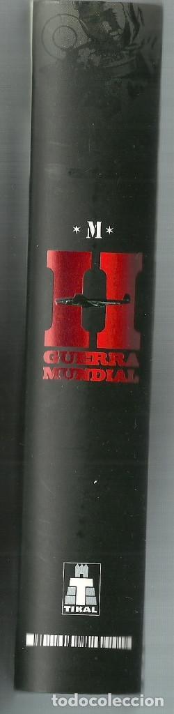 Libros de segunda mano: MILITARIA II GUERRA MUNDIAL - TIKAL - 18,5 X 17 - 288 PAGINAS - Foto 5 - 103748967