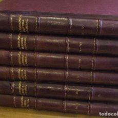 Libros de segunda mano: LA SEGUNDA GUERRA MUNDIAL. CODEX 1969. ENCUADERNACIÓN PROFESIONAL . Lote 104943895