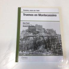 Livros em segunda mão: TRUENOS EN MONTECASSINO 1944 - OSPREY SEGUNDA GUERRA MUNDIAL (TAPA DURA). Lote 105915743