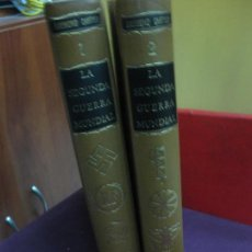 Libros de segunda mano: LA SEGUNDA GUERRA MUNDIAL. 2 VOL. RAYMOND CARTIER. ED. PLANETA. LAROUSSE- PARIS-MATCH. 1966.. Lote 108428815