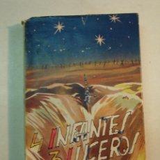 Libros de segunda mano: DIVISIÓN AZUL - JAIME FARRÉ ALBIÑANA: 4 INFANTES 3 LUCEROS (1949). Lote 110106039