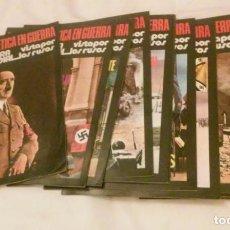 Libros de segunda mano: LA UNION SOVIETICA EN GUERRA-LA 2ª GUERRA MUNDIAL VISTA POR LOS RUSOS -20 TOMOS-FASCÍCULOS COMPLETOS. Lote 110245407