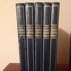 Libros de segunda mano: ASÍ FUE LA SEGUNDA GUERRA MUNDIAL. ED LABOR . Lote 110254023