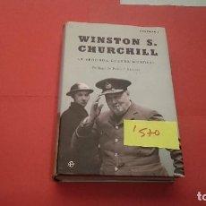 Libros de segunda mano: LA SEGUNDA GUERRA MUNDIAL WINSTON S. CHURCHILL VOLUMEN 1 ED. LA ESFERA I570. Lote 110963375