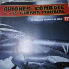 Libros de segunda mano: AVIONES SEGUNDA GUERRA MUNDIAL. Lote 113343255