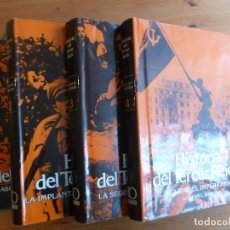Libros de segunda mano: HISTORIA DEL TERCER REICH.- 4 VOL. - WILLIAM L. SHIRER ED.OCEANO 1981. Lote 113882735
