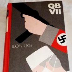 Libros de segunda mano: QB VII; LEON URIS - CÍRCULO DE LECTORES 1973. Lote 114810567