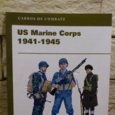 Libros de segunda mano: EJERCITO AMERICANO - US MARINE CORPS - RBA COLECCIONABLES - 2010 - LIBRO - OSPREY PUBLISHING - NUEVO. Lote 116957951