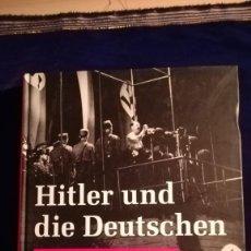 Libros de segunda mano: LIBRO HITLER UND DIE DEUTSCHEN. Lote 118385859