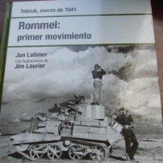 Libros de segunda mano: TOBRUK 1941 - OSPREY - TAPAS DURAS. Lote 120093691