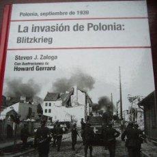 Libros de segunda mano: POLONIA 1939 - OSPREY - TAPAS DURAS. Lote 120093975