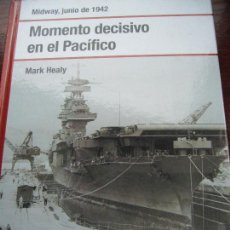 Libros de segunda mano: MIDWAY 1942 - OSPREY - TAPAS DURAS. Lote 120094763