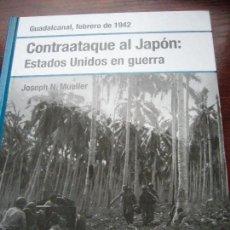Libros de segunda mano: GUYADALCANAL 1942 - OSPREY - TAPAS DURAS. Lote 120096483