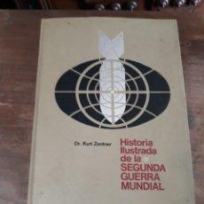 Libros de segunda mano: LIBRO HISTORIA DE LA 2 GUERRA MUNDIAL. Lote 121625895