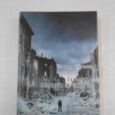 Libros de segunda mano: EL PIANISTA DEL GUETO DE VARSOVIA. WLADYSLAW SZPILMAN. TDK346. Lote 121980187