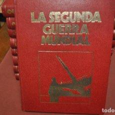 Libros de segunda mano: 9 TOMOS ENCICLOPEDIA LA SEGUNDA GUERRA MUNDIAL - SARPE ENM. Lote 122941023