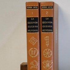 Libros de segunda mano: RAYMOND CARTER.LA SEGUNDA GUERRA MUNDIAL..EDITORIAL PLANETA.1970. Lote 123175271
