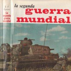 Libros de segunda mano: LA SEGUNDA GUERRA MUNDIAL - EDICION 1964 - 2 VOLUMENES. Lote 124419727