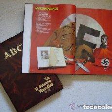 Libros de segunda mano: LA II ª GUERRA MUNDIAL , DEL ABC . UN CLASICO EN 2 TOMOS . 1600 PAGINAS MUY ILUSTRADOS. Lote 236473585