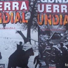 Libros de segunda mano: LA SEGUNDA GUERRA MUNDIAL. RUSIA ASEDIADA. 2 TOMOS. COMPLETA. FOLIO, 1995). Lote 127441619