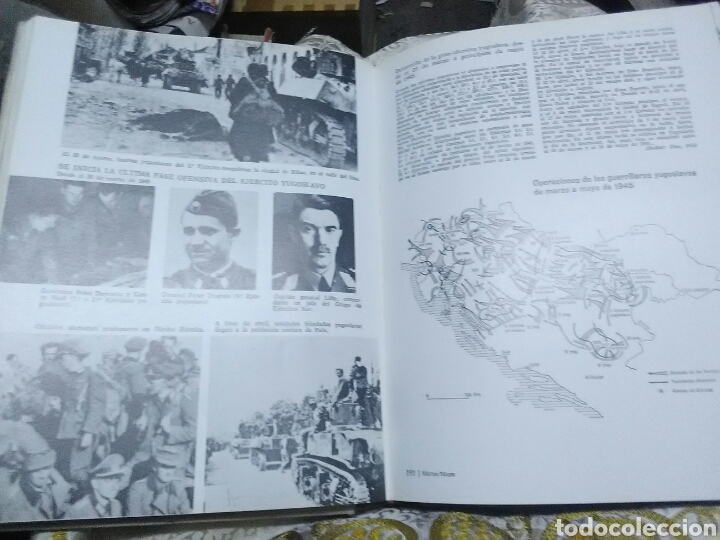 Libros de segunda mano: (Segunda Guerra Mundial) Los últimos cien días. H. Dollinger. P&J. 1972. - Foto 3 - 127463310