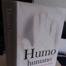 Libros de segunda mano: HUMO HUMANO. LOS ORÍGENES DE LA 2ª G. M. Y EL FIN DE LA CIVILIZACIÓN - BAKER, NICHOLSON. Lote 128009695
