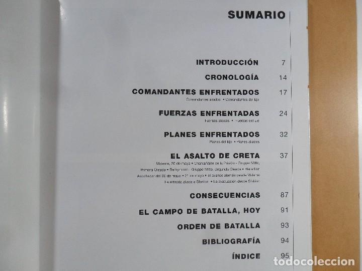 Libros de segunda mano: EL GRAN ASALTO PARACAIDISTA NAZI. CRETA, MAYO DE 1941 - PETER D. ANTILL - ED. OSPREY - 2007 - Foto 2 - 128199459