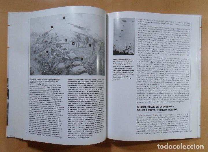 Libros de segunda mano: EL GRAN ASALTO PARACAIDISTA NAZI. CRETA, MAYO DE 1941 - PETER D. ANTILL - ED. OSPREY - 2007 - Foto 5 - 128199459