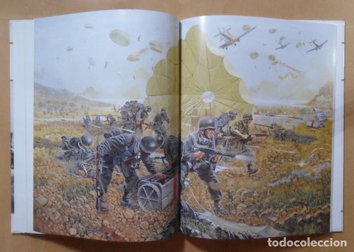 Libros de segunda mano: EL GRAN ASALTO PARACAIDISTA NAZI. CRETA, MAYO DE 1941 - PETER D. ANTILL - ED. OSPREY - 2007 - Foto 6 - 128199459