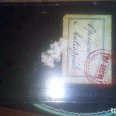 Libros de segunda mano - OPERACION ANTROPOIDE TOP SECRET CUADERNO - 130240226