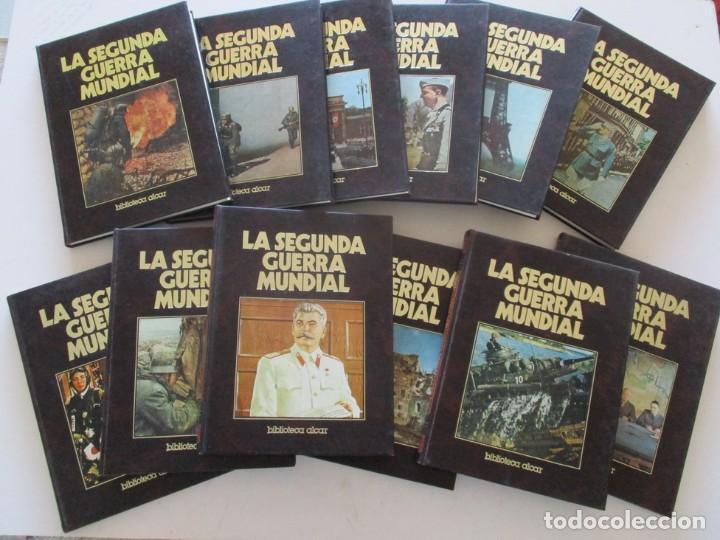MARIANO DEL POZO (DIR.) CRÓNICA MILITAR Y POLÍTICA DE LA SEGUNDA GUERRA MUNDIAL. DOCE TOMOS.RMT87352 (Libros de Segunda Mano - Historia - Segunda Guerra Mundial)