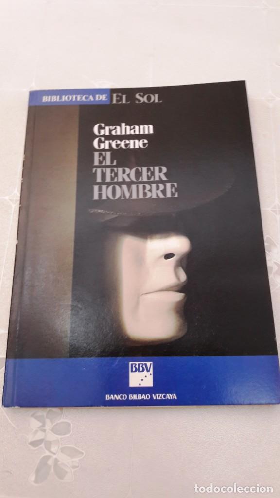 EL TERCER HOMBRE - GRAHAM GREENE - 1991 (Libros de Segunda Mano - Historia - Segunda Guerra Mundial)