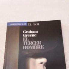Libros de segunda mano: EL TERCER HOMBRE - GRAHAM GREENE - 1991. Lote 130627014
