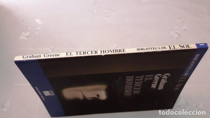 Libros de segunda mano: EL TERCER HOMBRE - GRAHAM GREENE - 1991 - Foto 3 - 130627014