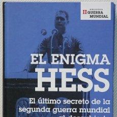 Libros de segunda mano: LMV - EL ENIGMA HESS.-MARTIN ALLEN.PLANETA DEAGOSTINI.2006. Lote 130635758