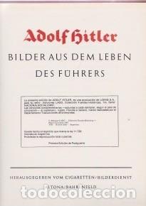 Libros de segunda mano: TERCER REICH, NAZISMO: Libro sobre ADOLF HITLER Muy ilustrado. En alemán. - Foto 3 - 131164108
