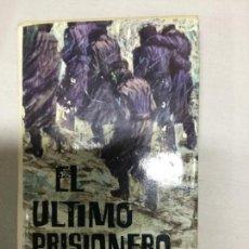 Libros de segunda mano: EL ULTIMO PRISIONERO. HEINZ G.KONSALIK. . Lote 133092822