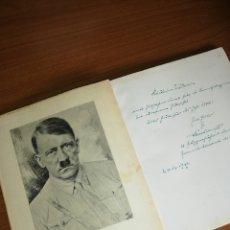 Libros de segunda mano: II GUERRA MUNDIAL. HITLER. PUBLICACIÓN SS. LIBRO DE MÚSICA NAVIDEÑA PARA LA FAMILIA ALEMANA. 1943. Lote 133279855