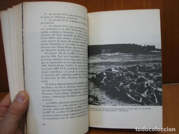 Libros de segunda mano: Segunda Guerra Mundial. La Gestapo - Foto 2 - 136623970