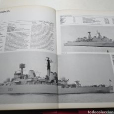Libros de segunda mano: CAPTAIN JOHN E. MOORE RN. WARSHIPS OF THE ROYAL NAVY. LONDON 1979.. Lote 137299193