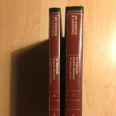 Libros de segunda mano: LA SEGUNDA GUERRA MUNDIAL 2 TOMOS. Lote 137995290