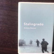 Libros de segunda mano: STALINGRADO. ANTONY BEEVOR. Lote 138637554