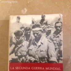 Libros de segunda mano: LA SEGUNDA GUERRA MUNDIAL EN FOTOGRAFÍAS Y DOCUMENTOS (2ª PARTE: LA GUERRA MUNDIAL 1941 - 43). Lote 138936445