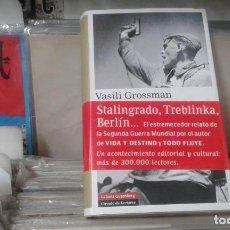 Libros de segunda mano: AÑOS DE GUERRA , VASILI GROSSMAN ,GALAXIA GUTENBERG. Lote 139648294