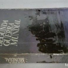 Libros de segunda mano: LA SEGUNDA GUERRA MUNDIAL-J. REPOLLES-ENCICLOPEDIAS DE GASSO-VER ILUSTRACIONES. Lote 139824578